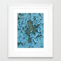 big bang Framed Art Prints featuring Big Bang by aeolia