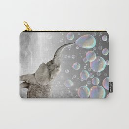 The Simple Things Are the Most Extraordinary (Elephant-Size Dreams) Carry-All Pouch