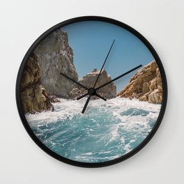 Cabo San Lucas VIII Wall Clock
