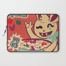 Devil Bunny Cereal Laptop Sleeve