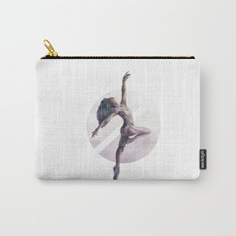 Aquarelle Ballerina 01 Carry-All Pouch
