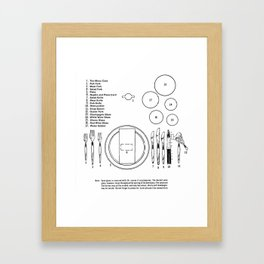 Praise the Lord and Pass the Ammunition... Framed Art Print