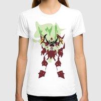 gurren lagann T-shirts featuring TENGEN TOPPA GURREN LAGANN by JHTY