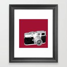 Leica M1 Framed Art Print