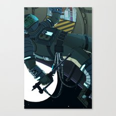 Maintenance  Canvas Print