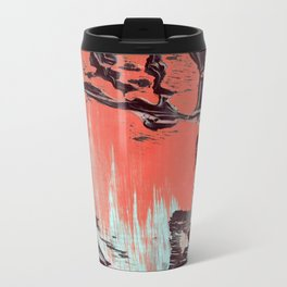 Low Paint Relief Travel Mug