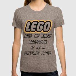 Addicted to Lego T-shirt