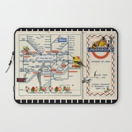 You Like This in London Laptop Sleeve