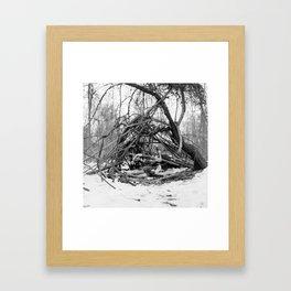 Heart of Life Framed Art Print