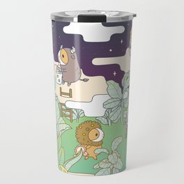 Bubu Horoscope Land Travel Mug