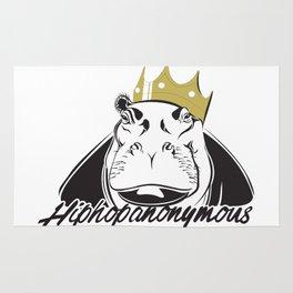 Hiphopanonymous Rug