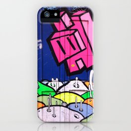 STREET ART #18 iPhone Case