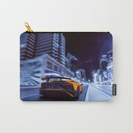 Supercar City night speed Carry-All Pouch