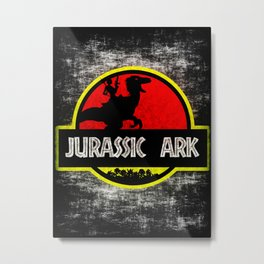 ARK survival evolved Metal Print
