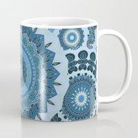 gypsy Mugs featuring GYPSY by Monika Strigel