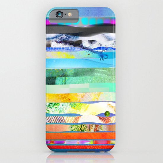 COLLAGE LOVE - a Princess and a pea  iPhone & iPod Case