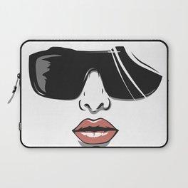 Diva's vibe Laptop Sleeve