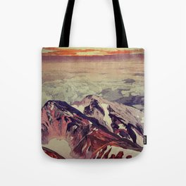Victory the Climb Tote Bag