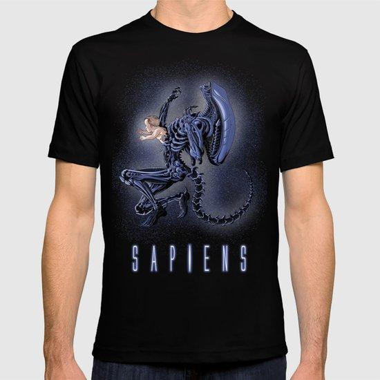 Sapiens by saqman