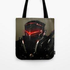ShadowBlade Upclose Tote Bag