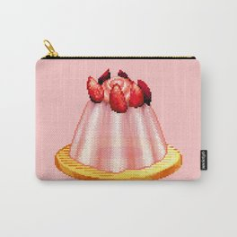 Jelly Cake Pixel Art Carry-All Pouch