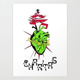 Charitas.  Art Print