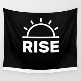 Rise (#3) Wall Tapestry