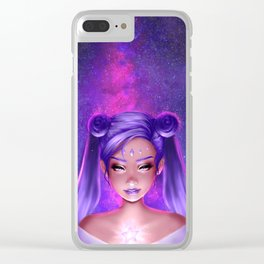 Star Guardian Clear iPhone Case