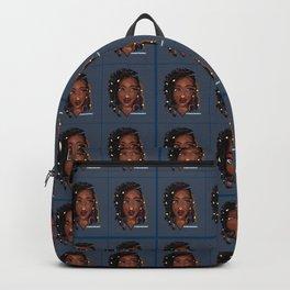 Loc'd Goddess Backpack