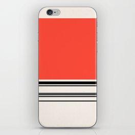 Code Red iPhone Skin