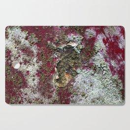 Rusty art  Cutting Board