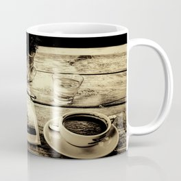 ...  coming to terms  ... Coffee Mug