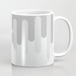 Gray Paint dripping background #society6 #decor #buyart #artprint Coffee Mug