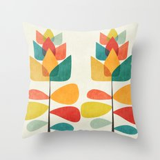 Spring Time Memory Throw Pillow