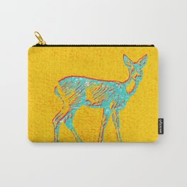 Deer Mind Carry-All Pouch