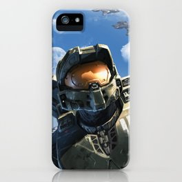 Halo 117 iPhone Case