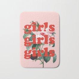 Girls Girls Girls Bath Mat