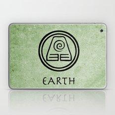 Avatar Last Airbender Elements - Earth Laptop & iPad Skin