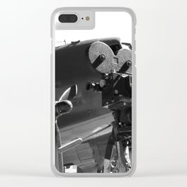 The Mitchell and the Douglas Clear iPhone Case