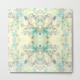 Formation Collection - Kaleidoscope Metal Print