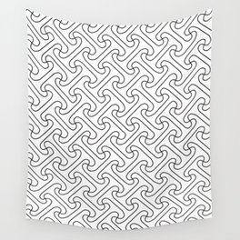 pattern t2 Wall Tapestry