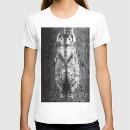 Watercolor Anthropomorphism 05, The Owl T-shirt