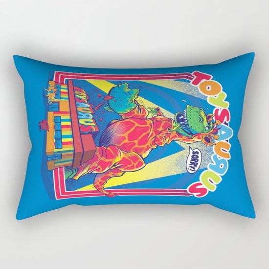 TOYSAURUS Rectangular Pillow