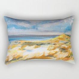 Ostend`s Dunes Rectangular Pillow