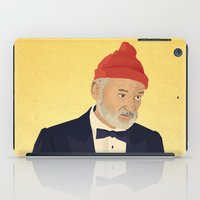 zissou iPad Cases featuring Zissou by Perry Misloski