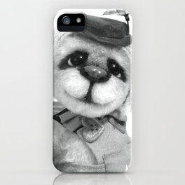 Jules II iPhone Case