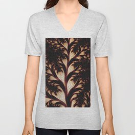Growth by Pierre Blanchard Unisex V-Neck