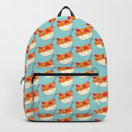 Cereal Pattern Backpack