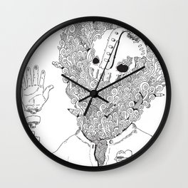 Self Wall Clock
