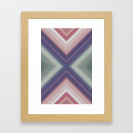 Kao Framed Art Print